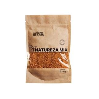 Açúcar De Coco Natureza Mix 210g