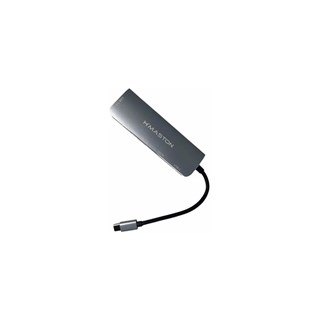 Adaptador USB-C x HDMI + Hub USB