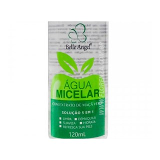 Água Micelar Belle Angel Maçã Verde 120ml