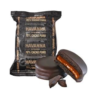 Alfajor Havanna 70% Cacau 55g