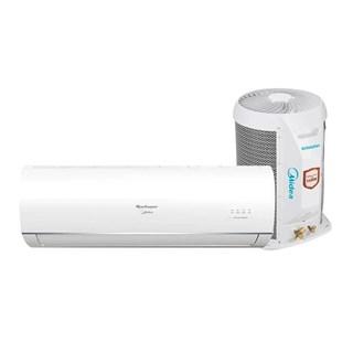 Ar Condicionado Split Inverter Springer Midea Hi Wall 12000btus AirVolution Frio 220v