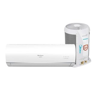 Ar Condicionado Split Inverter Springer Midea Hi Wall 9000btus AirVolution Frio 220v