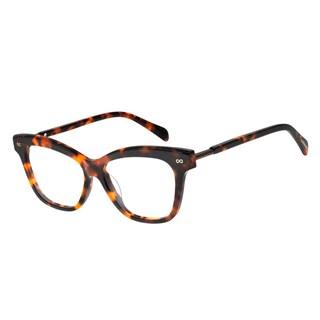 Armação Para Óculos De Grau Chilli Beans Infinito Tartaruga Bronze