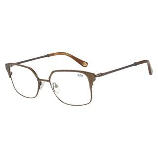 Armação Para Óculos De Grau Feminino Chilli Beans Prata