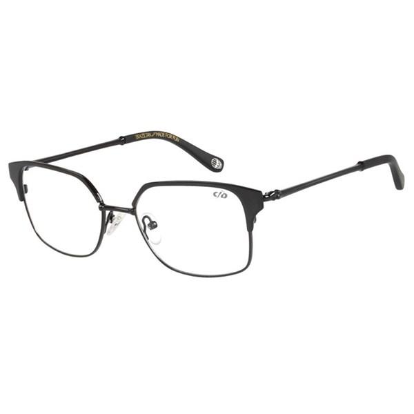 Armação Para Óculos De Grau Masculino Chilli Beans Preto