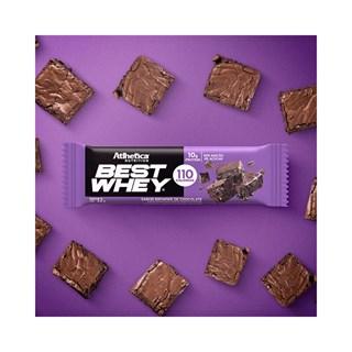 Atlhetica Best Whey Bar Brownie 32g