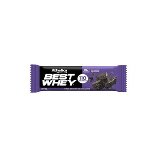 Atlhetica Best Whey Bar Brownie Chocolate - 30g