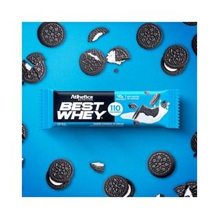 Atlhetica Best Whey Bar Cookies & Cream 32g