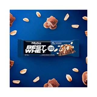 Atlhetica Best Whey Bar Peanut 32g
