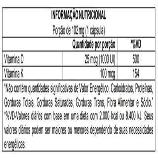 Atlhetica Cleanlab Dsun +K2 Vitamin D3 1000 Ui 60Caps