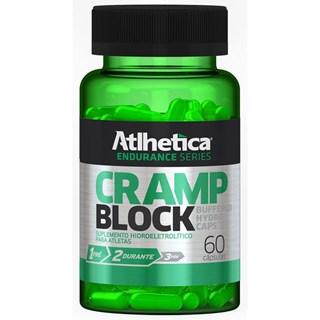 Atlhetica Cramp Block Buffered Hydro Neutro 60Caps
