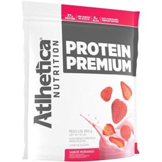 Atlhetica Protein Premium Morango 850G