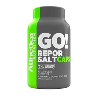 Atlhetica Repor Salt Sem Sabor 30Caps