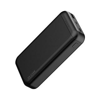 Bateria Externa Thunderbolt VX Case 20.000mAh - Preta