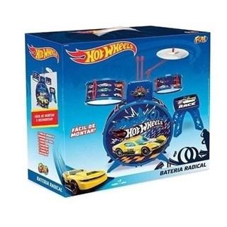 Bateria Infantil Radical Hot Wheels FUN F00057