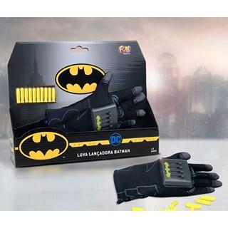 Batman Luva Lançadora De Dardos - Fun