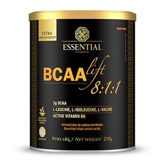 Bcaa Lift 8.1.1 Limão 210g Essential Nutrition
