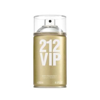 Body Spray Carolina Herrera 212 Vip Feminino
