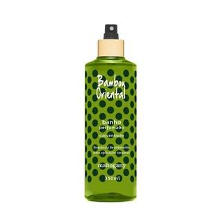Body Spray Mahogany Bambou Oriental Feminino