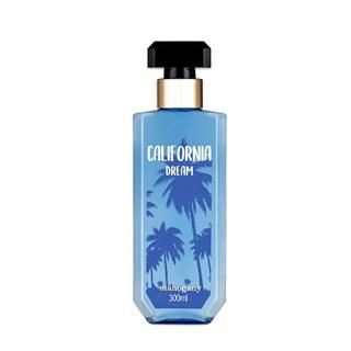 Body Spray Mahogany Califórnia Dream Unissex