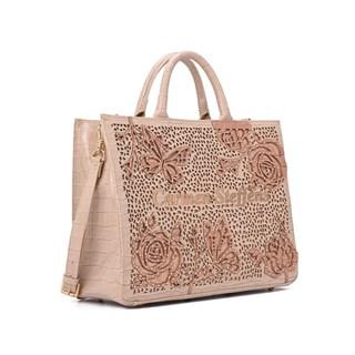 Bolsa Carmen Steffens Embellished Bag Ostra Feminino