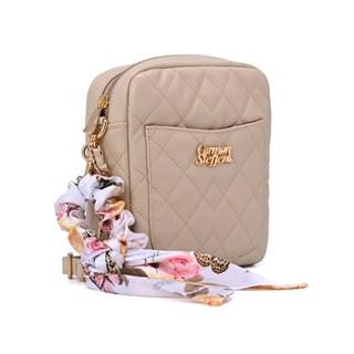 Bolsa Carmen Steffens Quilted Bag Feminino