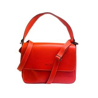 Bolsa Mr. Cat Shoulder Bag Couro Feminino