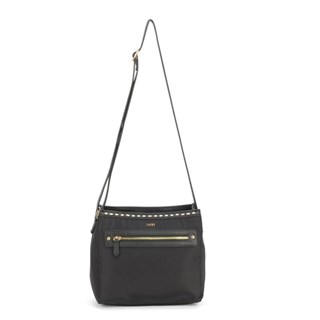 Bolsa Pequena De Ombro 2 Compartimentos Feminina Gash