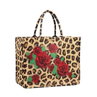 Bolsa Premium Mahogany Wild Rose