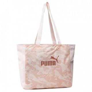 Bolsa Puma Core Up Large Shopper Feminina Rosa Claro - 076971-02