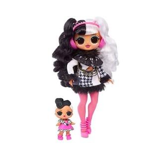 Boneca LOL Surprise OMG Winter Disco Dollie e Dollface Candide 8935