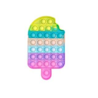 Brinquedo Sensorial Play Cases Pop It Fidget Bubble Picolé
