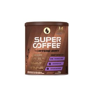 Caffeine Army Supercoffee Chocolate 220g