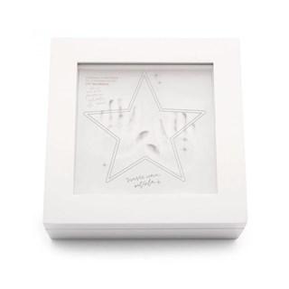 Caixa Memórias Do Bebê Imaginarium Nasce Uma Estrela