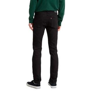 Calça Jeans Levis 510 Skinny Masculina Cintura Intermediária - Jeans Preto