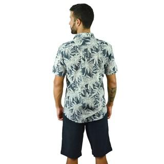 Camisa Henks Estampada Manga Curta 7192