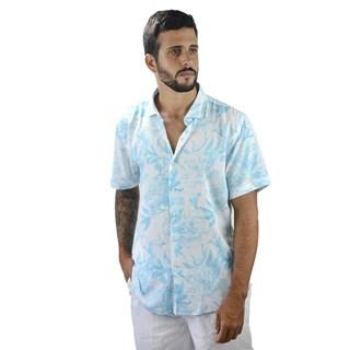 Camisa Henks Manga Curta Estampada 7701