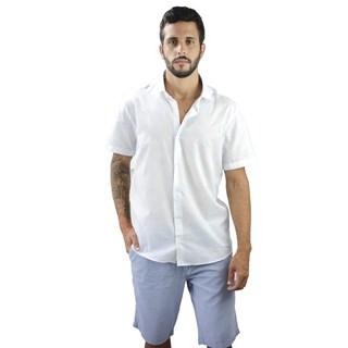 Camisa Henks Manga Curta Estampada 7739