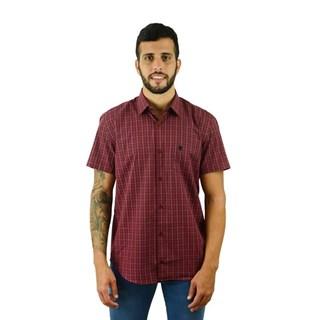 Camisa Henks Xadrez Manga Curta 7484