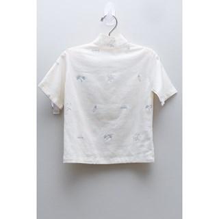 Camisa Kidstar Linho OFF Havai
