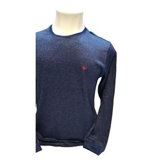 Camisa Malha Psmell Manga Longa