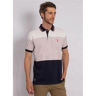 Camisa Polo Aleatory Diferenciada CHD-7751