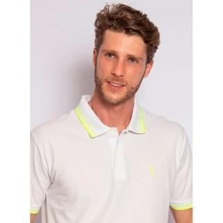 Camisa Polo Aleatory Fantastic Branco
