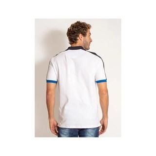 Camisa Polo Aleatory Lisa Deep