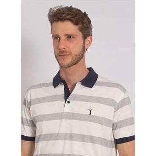 Camisa Polo Aleatory Listrada CHD-7750