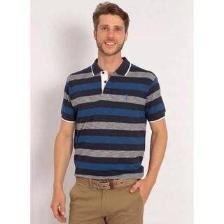 Camisa Polo Aleatory Listrada CHD-7752