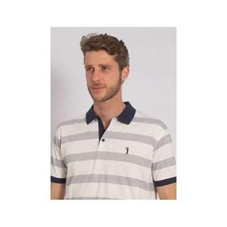 Camisa Polo Aleatory Listrada Perfect
