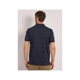 Camisa Polo Aleatory Listrada Texture
