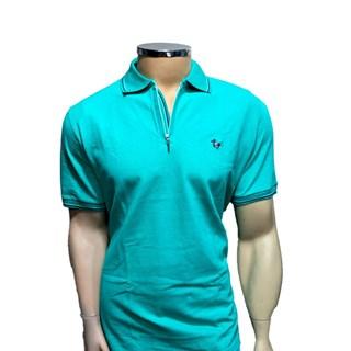Camisa Polo Chehade Com Ziper Polostyle