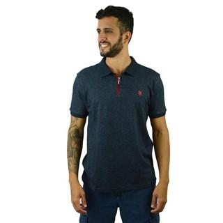 Camisa Polo Henks com Zíper 7541